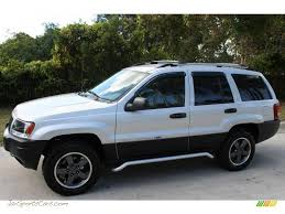 2004 jeep grand cherokee freedom edition 4x4 in bright silver