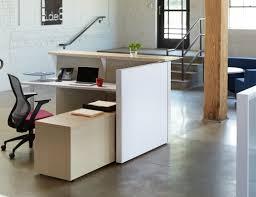 Reception Station Desk Dividends Horizon Knoll
