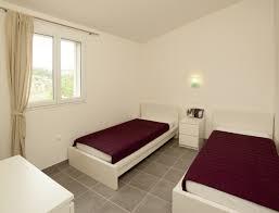chambre avec déco chambre avec 2 lits simples