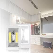 lights under kitchen cabinets wireless 2017 cob led switch light wireless cordless under cabinet closet