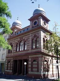 Moorish Architecture A Synagogue In Zurich Switzerland In The Style Of