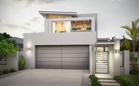 House Plans For Wide Lots 100 Narrow House Plans With Front Garage Narrow 1 Story