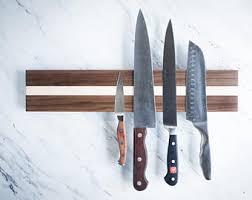 Magnet For Kitchen Knives Magnetic Knife Rack Etsy