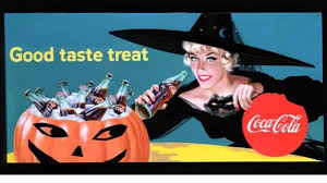 slideshow 90 years of coca cola halloween advertising the coca
