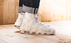 Nike Light Nike Air More Uptempo Light Bone Releasing In September Nationwide