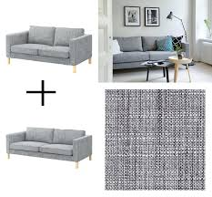 Ikea Karlanda Sofa Ikea Karlstad 3 Seater Sofa Bed Cover 100 Images Furniture