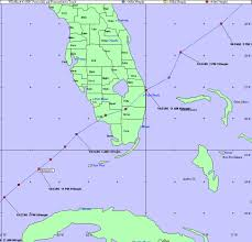 Map Of Broward County Florida by Wilma