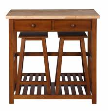 Powell Kitchen Islands by 28 Kitchen Island Stools Shop Home Styles Black Midcentury