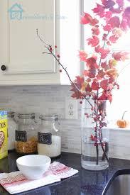 How To Do Backsplash Tile In Kitchen by Remodelando La Casa Installing A Marble Backsplash