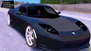 tesla roadster sport 2009 tesla roadster sport gta iv tuning 4k 60fps gtx