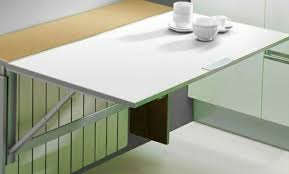 table murale de cuisine table murale conforama finest free table murale rabattable