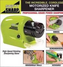 new swifty sharp tool knife sharpener motorized knife sharpener