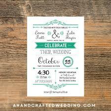diy wedding invitation templates plumegiant com