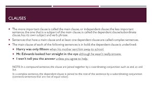 complex sentences grammar review compound sentences ex u2014beth said