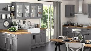 meuble cuisine et gris meuble cuisine bleu comment repeindre une cuisine ides en photos