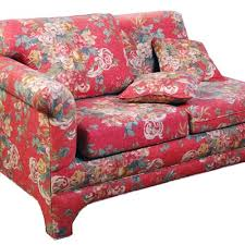 Red Floral Sofa by Vintage Sofas Antique Settees Retro Loveseats And Antique