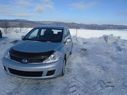 nissan versa in snow used 2012 nissan versa s in gaspé used inventory mazda gaspé
