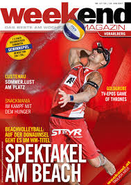 Landhaus K Henm El G Stig Weekend Magazin Vorarlberg 2017 Kw 25 By Weekend Magazin