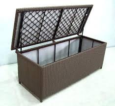 cushion storage boxes outdoor cushion box diy storage ideas for