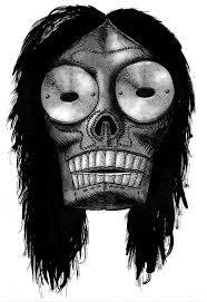 halloween skeleton masks 28 best masks images on pinterest african masks masks and