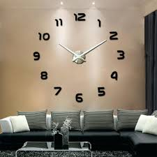 living room wall clocks india diy aquatechnics biz
