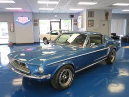 Black 68 Mustang Fastback Conover Racing And Restoration Selling U0026 Buying Shelby American