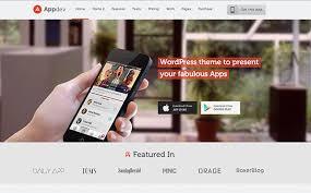 themes for mobile apps 30 mobile app landing page templates web design pinterest