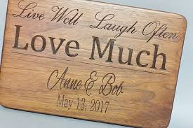 wedding cutting board wedding cutting boards midlandmooseworks