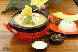cuisine by region bogota and andean region typical food