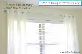 Installing Curtain Rod Hanging Curtain Rod Brackets Glif Org