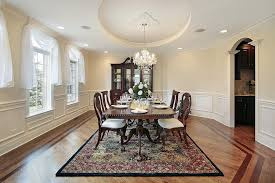 Tray Ceiling Dining Room - 126 luxury dining rooms part 2