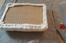 Homemade Dog Beds How To Make A Diy Dog Bed From A Suitcase