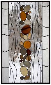 stained glass door patterns 94 best scenery seascapes lake views stained glass images on