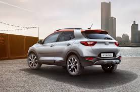 suv kia 2018 kia stonic small suv officially unveiled performancedrive