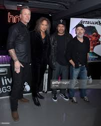 metallica signing at hmv oxford street photos and images getty
