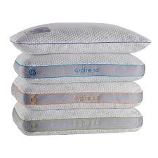 bed gear pillow bedgear aspire performance latex pillow free shipping today