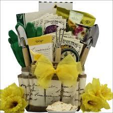 gardening gift basket home outdoor decoration