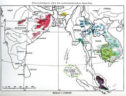 Indo European Languages Family Tree Map by Origin And Development Of Language In South Asia Phylogeny Versus
