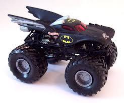 wheels batmobile monster truck