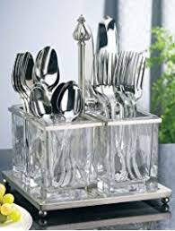 Silverware Caddy For Buffet by Shop Amazon Com Flatware Organizers
