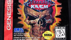 classic game room skeleton krew review for sega genesis youtube