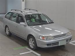 toyota corolla touring wagon japanese used cars exporter dealer trader auction cars suv