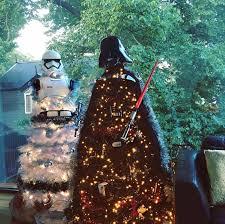 wars christmas wars christmas trees popsugar entertainment