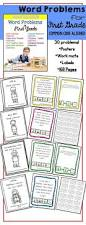 Mixture Word Problems Worksheet 110 Best Problem Solving Images On Pinterest Teaching Ideas