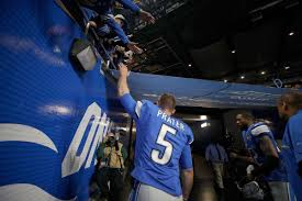 Pro Bowl Orlando by Matt Prater Named To The 2017 Pro Bowl Pride Of Detroit