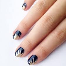 nail art nail art design at home homemade designs easy to do