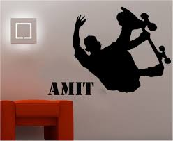 sports wall stickers for bedrooms home design