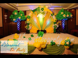 pictures of birthday party decorations small home decoration ideas