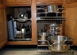 Under Cabinet Pot Rack by Kitchen Cabinet Organizer Philippines Home Design Ideas