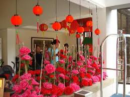 New Year S Decorations Crafts by 107 Best Chinese New Year Decor Images On Pinterest Chinese